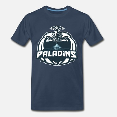 Paladins Champions of the Realm - Men's Premium T-Shirt