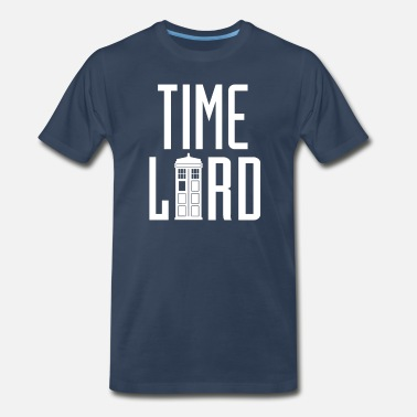 Time Lord Time Lord - Dr. Who - Men's Premium T-Shirt