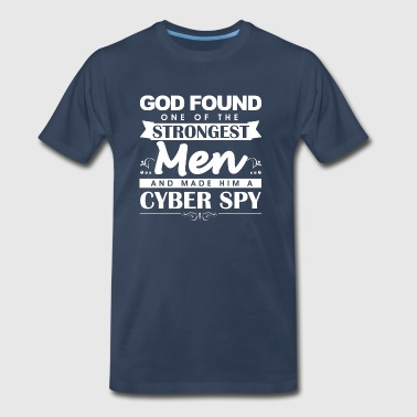 Cyber spy - Men's Premium T-Shirt