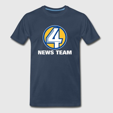 Channel 4 San Diego Channel 4 - Men's Premium T-Shirt