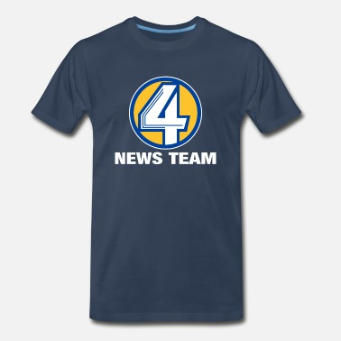 Channel Channel 4 - Men's Premium T-Shirt