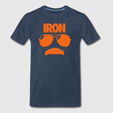 Mike Iron Iron Mike - Men's Premium T-Shirt