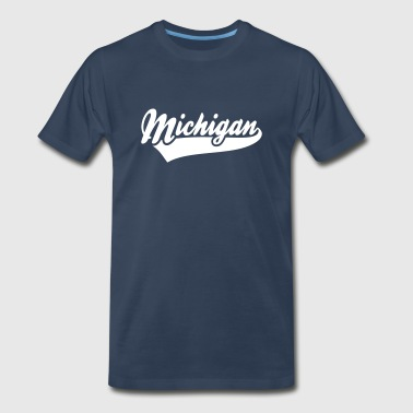 Highland Park Michigan - Men's Premium T-Shirt