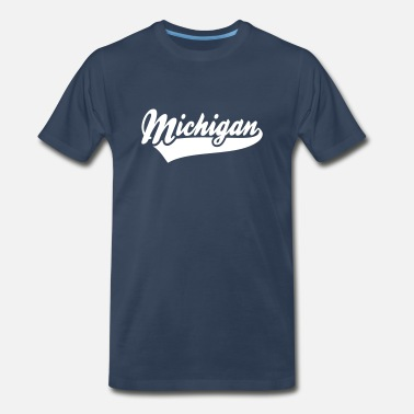 Grand Rapids Mi Michigan - Men's Premium T-Shirt
