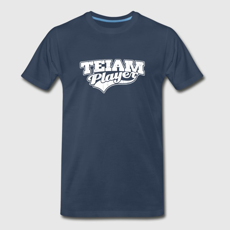 TEIAM PLAYER - Men's Premium T-Shirt