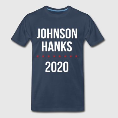 Johnson Hanks 2020 - Men's Premium T-Shirt