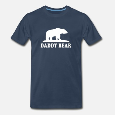 Daddy Bear & DADDY BEAR - Men's Premium T-Shirt