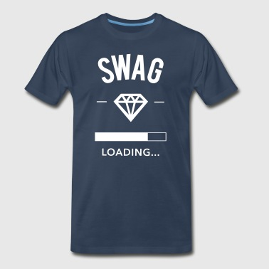Swag Style SWAG Loading - Men's Premium T-Shirt
