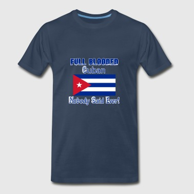 Cuban designs - Men's Premium T-Shirt