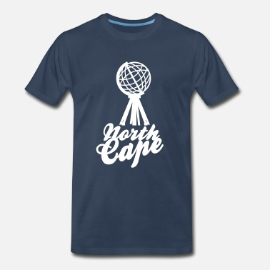 Cape North Cape - Men's Premium T-Shirt