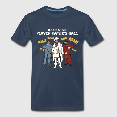 Player Haters Ball - Men's Premium T-Shirt