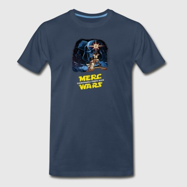 Chimichanga Wars - Men's Premium T-Shirt