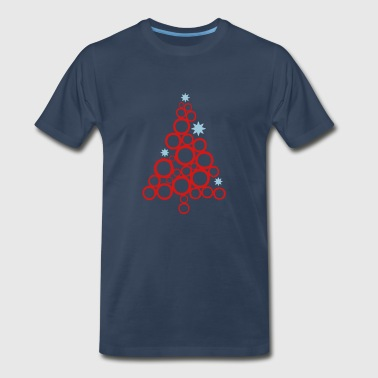 Holiday Tree Holiday tree - 2 Color - Men's Premium T-Shirt