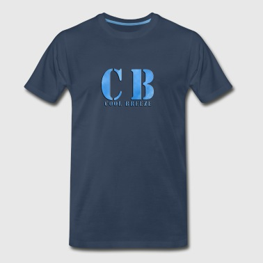 Cool Breeze Logo - Men's Premium T-Shirt
