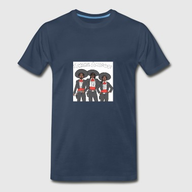 3 Amigos - Men's Premium T-Shirt