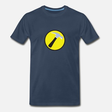 Captain Hammer Captain Hammer - Men's Premium T-Shirt