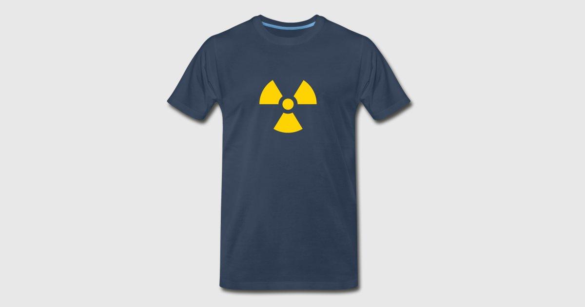 Radioactive Symbol By Marineloo Spreadshirt