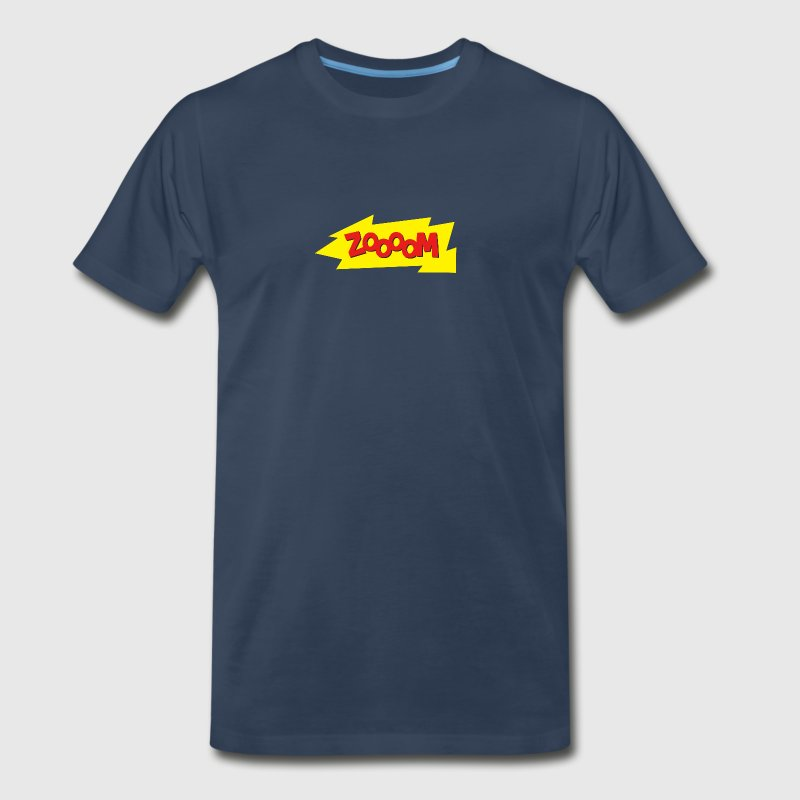 zooom - Men's Premium T-Shirt