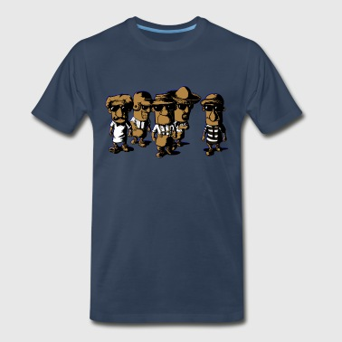 RESERVOIR SAUSAGES - Men's Premium T-Shirt