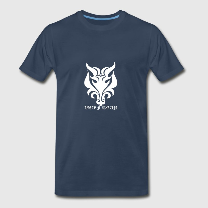 Wolf Trap - Men's Premium T-Shirt
