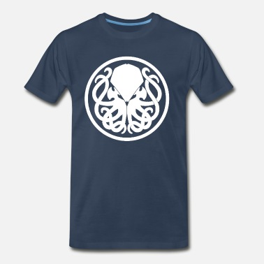 Cthulhu Lovecraft Cthulhu - Men's Premium T-Shirt