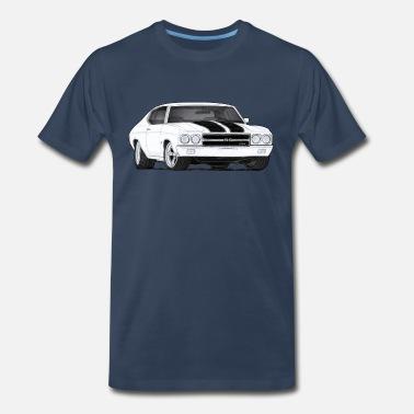 fe2ecf7e Chevelle 70 Chevelle - Men's Premium T-Shirt