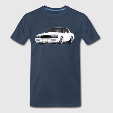 1986 Buick Grand National - Men's Premium T-Shirt