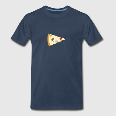 Pizza Couple (Part 1) - Men's Premium T-Shirt