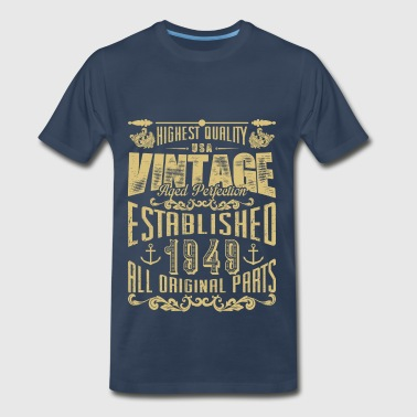 Established in 1949 - Men's Premium T-Shirt