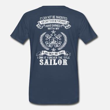 Seaman SAILOR - Men s Premium T-Shirt 9669a7964df5