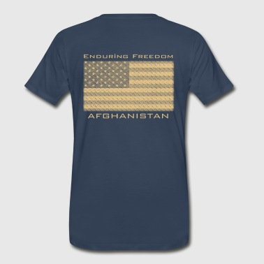 Operation Enduring Freedom Afghanistan - Men's Premium T-Shirt