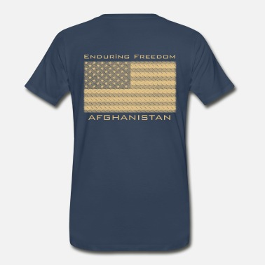 Operation Enduring Freedom Operation Enduring Freedom Afghanistan - Men's Premium T-Shirt