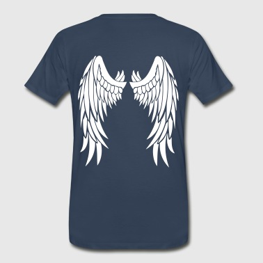 Wings Angel Wings - Men's Premium T-Shirt