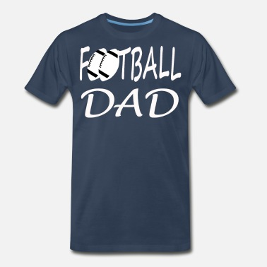 Louise FOOTBALL DAD 3 - Men's Premium T-Shirt