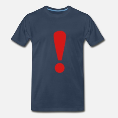 Exclamation Mark Exclamation Mark - Men's Premium T-Shirt