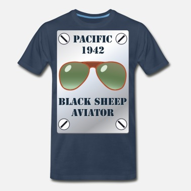 Corsair blacksheep - Men's Premium T-Shirt