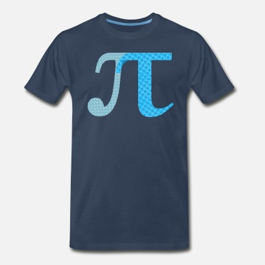 Tao Funny Tau Day product | Pi Day print Gift | Math - Men's Premium T-Shirt