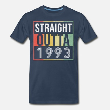 1993 Straight Outta 1993 - Men's Premium T-Shirt