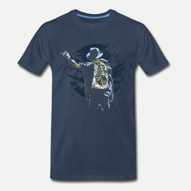 Pop Star Zombie Pop Star - Men's Premium T-Shirt