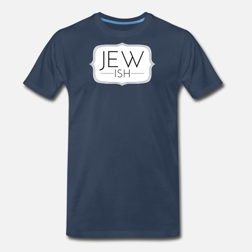 Men's Premium T-ShirtFunny Jewish Bar Mitzvah Gift