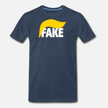 Faking Fake - Men's Premium T-Shirt