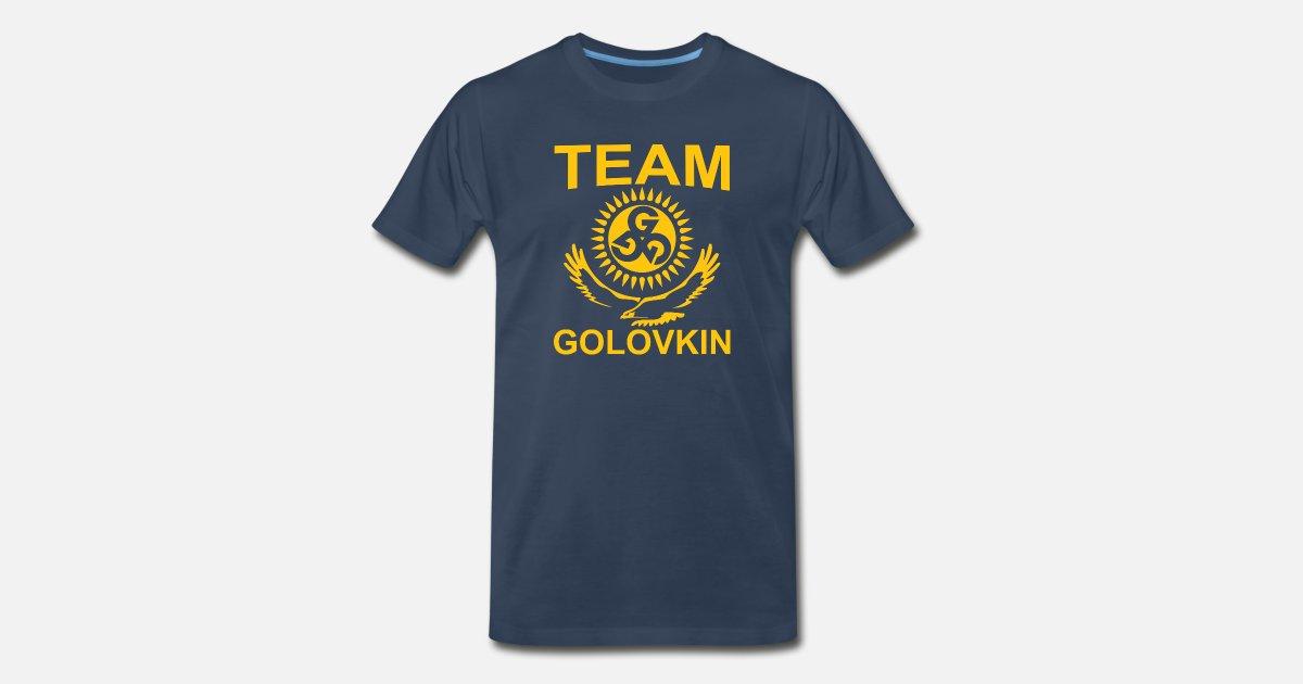 c66606109eb8b6 Team GGG Golovkin Men s Premium T-Shirt