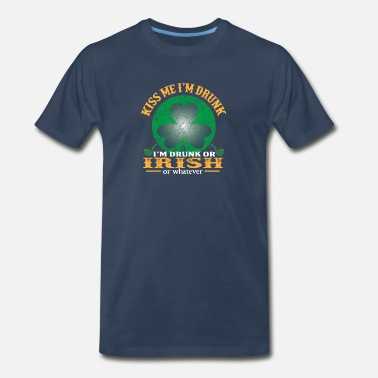 Lucky Charm Irish Irland Irisch St. Patricks Day Irish Pub Shirt - Men's Premium T-Shirt