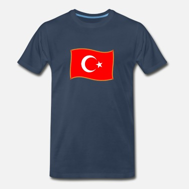 Ankara Turkish Turkey - Men's Premium T-Shirt