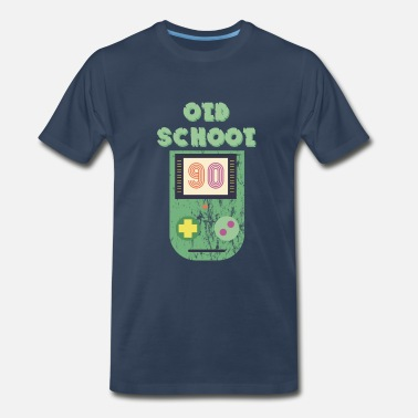 Thats It Old school game boy - Men's Premium T-Shirt