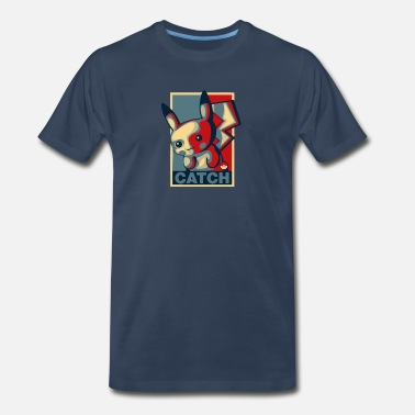 Catching CATCH - Men's Premium T-Shirt