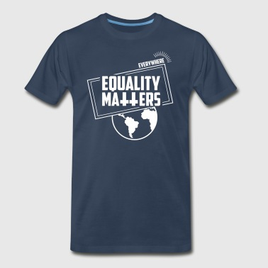 Equality Matters! Women´s day 2017! - Men's Premium T-Shirt