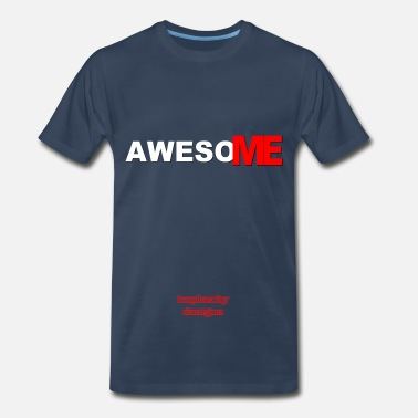 Implexity awesoME - Men's Premium T-Shirt