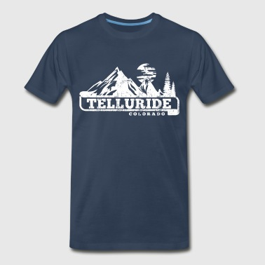 Telluride Colorado - Men's Premium T-Shirt