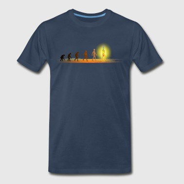 visionary evolution  - Men's Premium T-Shirt